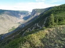 2008, июнь. Долина Чулышмана, Телецкое