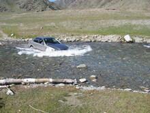 2005, сентябрь. Алтай - В поисках хариуса