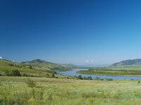 Селенга, близ Улан-Удэ