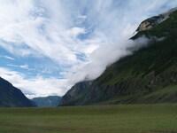 Долина Чулышмана. Утро