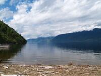 Телецкое озеро, южный берег