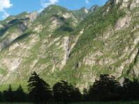 Водопад над Башчаусом