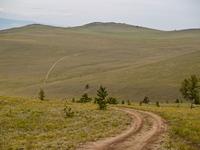 Дороги Ольхона