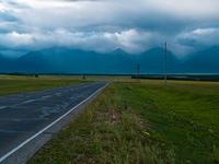 Дорога в Аршан