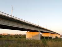 Новый мост, Томск