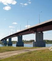 Северный мост в Томске