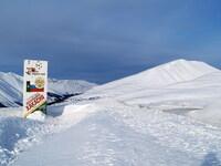 Саянский перевал 2209 метров