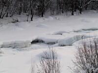 Зимние ручьи