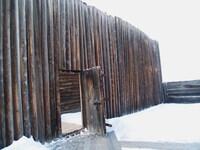 Ограда тюрьмы
