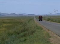 Есть на запад и приличные дороги