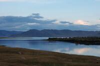 Цагаан Нуур - Белое озеро